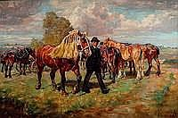 Krombach, Peter Paul, (genannt Max), 1867 München-