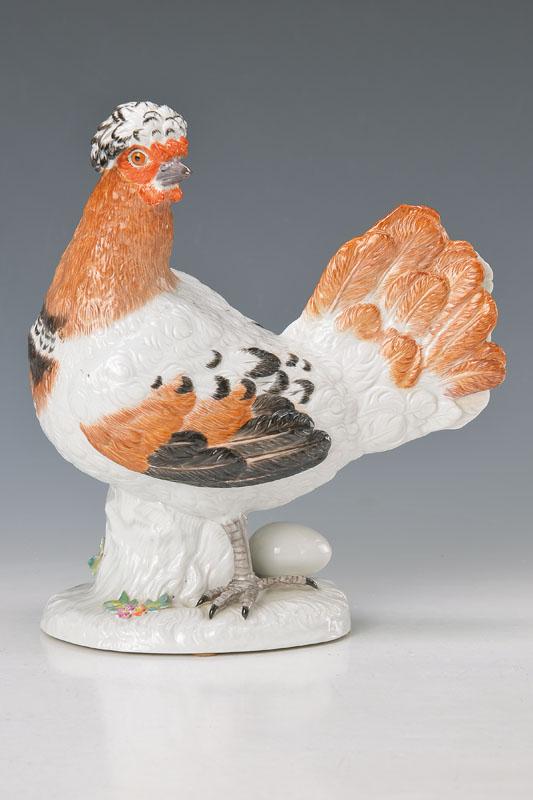 Large figurine, Meissen