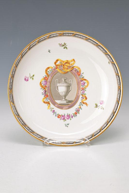 bowl, Frankenthal
