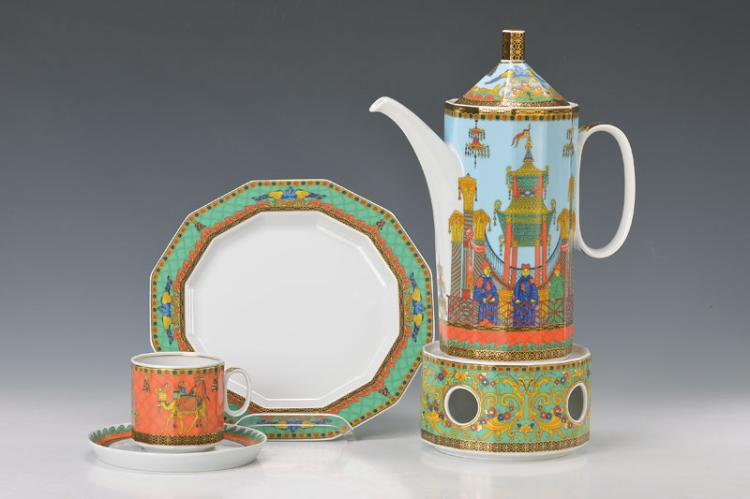 coffee set, Rosenthal
