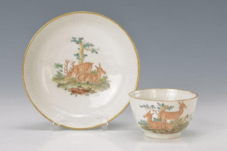 cup with saucer, Thuringia