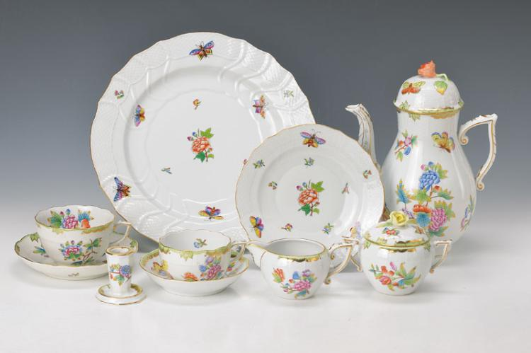 coffee set, Herend