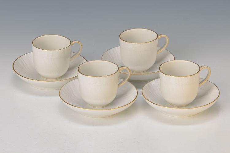6 Mocha-/Espresso cups