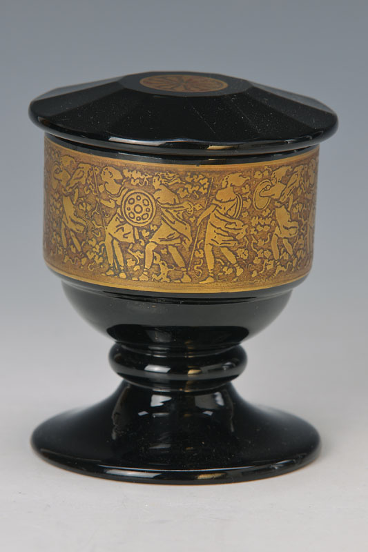 lidded box, Moser