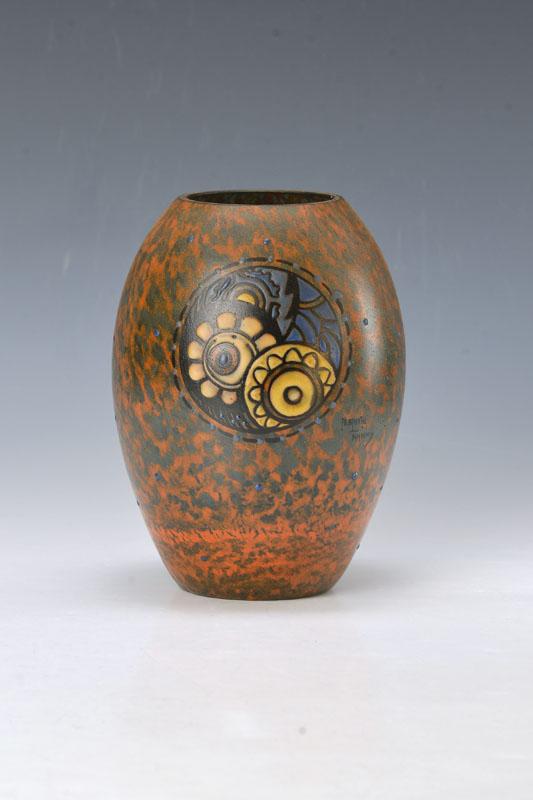 vase, A. Delatte