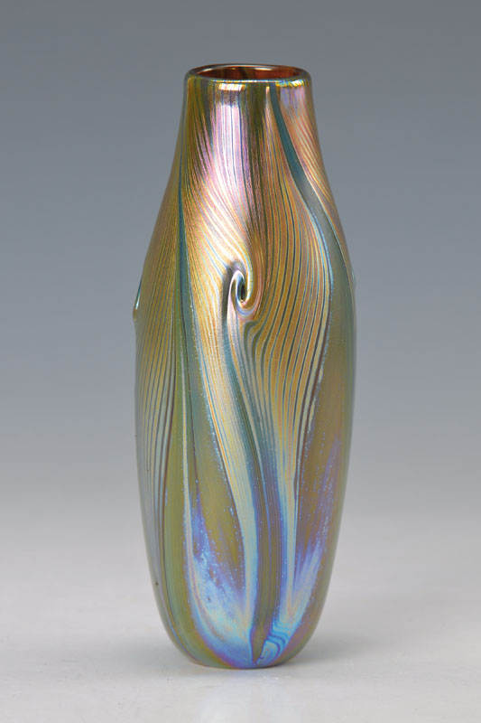 Small vase, dated 1985