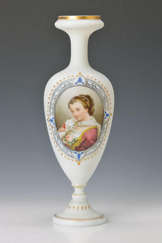 vase, probably France
