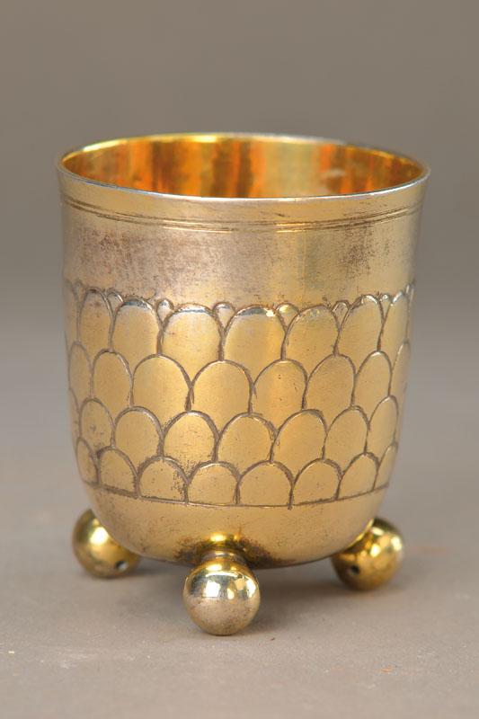 Nuremberg ball cup