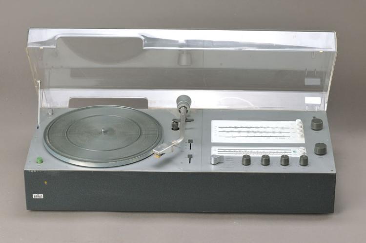 Audio system, Braun