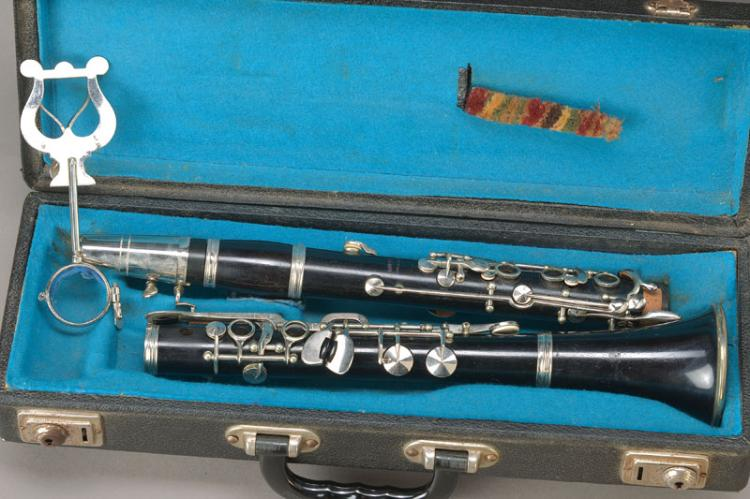 clarinet, Willi Keylwerth