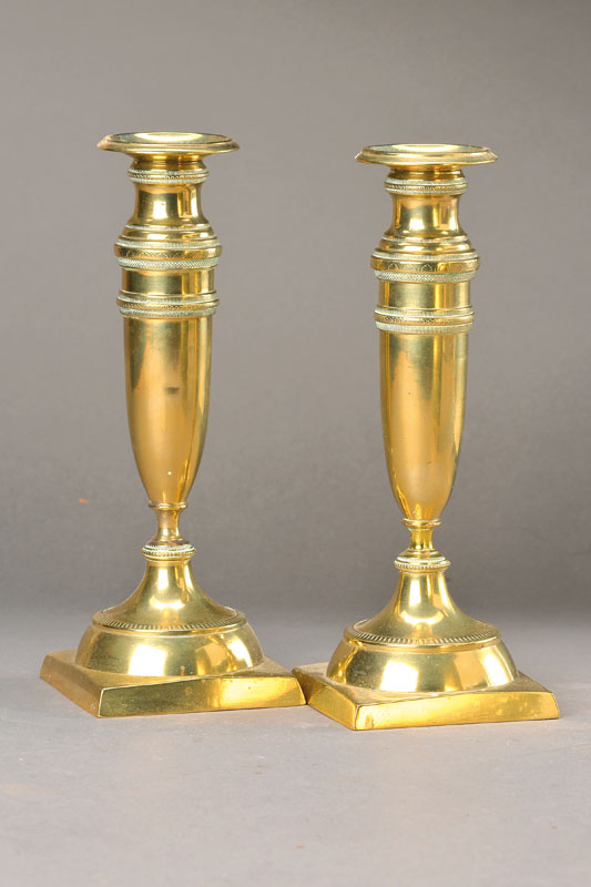 couple candlestick