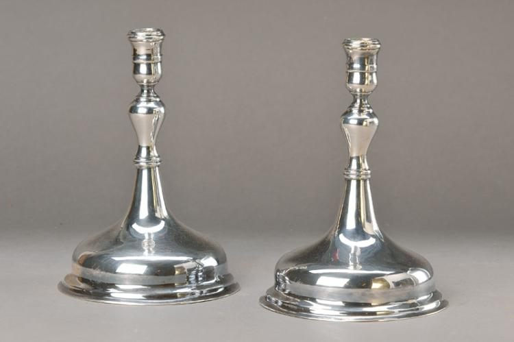 baroque Candlesticks