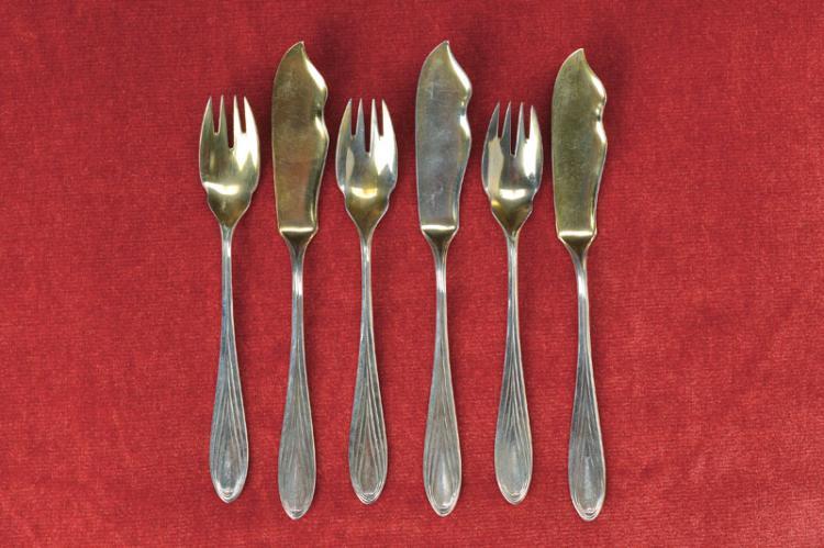 fish cutlery,
