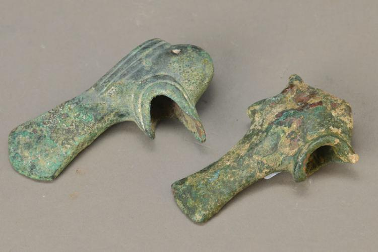 two small grave goods