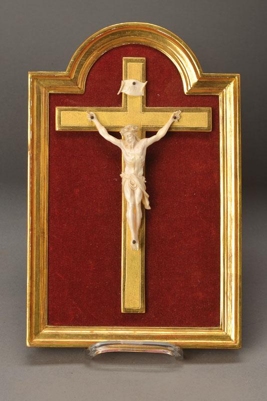 crucifix, France