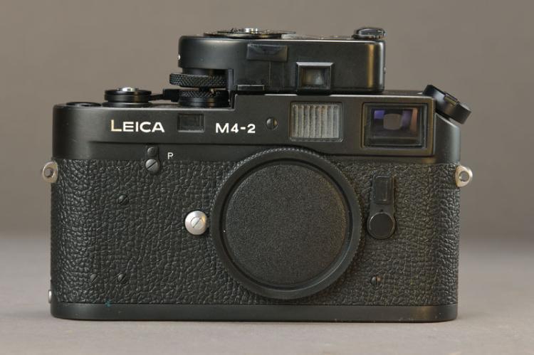 Leica M4-2 housing