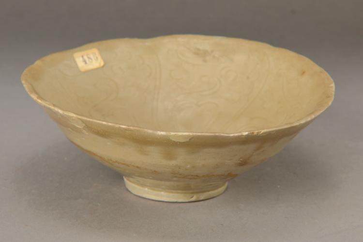 bowl, China