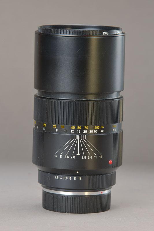 Lens, Leitz