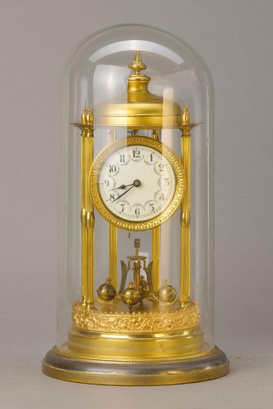 Annual clock