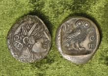 Tetradrachm, 479-393 BC
