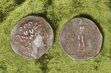 Tetradrachm, around 148 BC