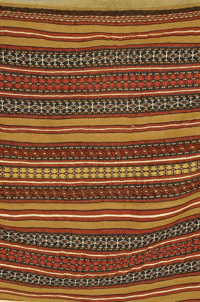 Kordi Tasche alt, Sumakh, Persien, um 1900,Wolle
