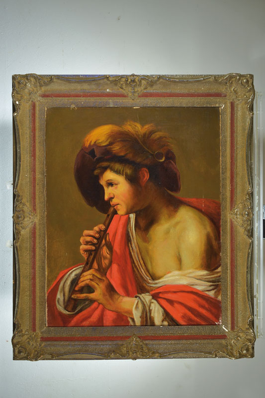 copy after Hendrick ter Brugghen
