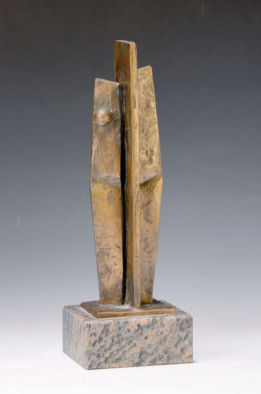 Erich Sauer, born 1931 Frankenthal, studied Mannheim