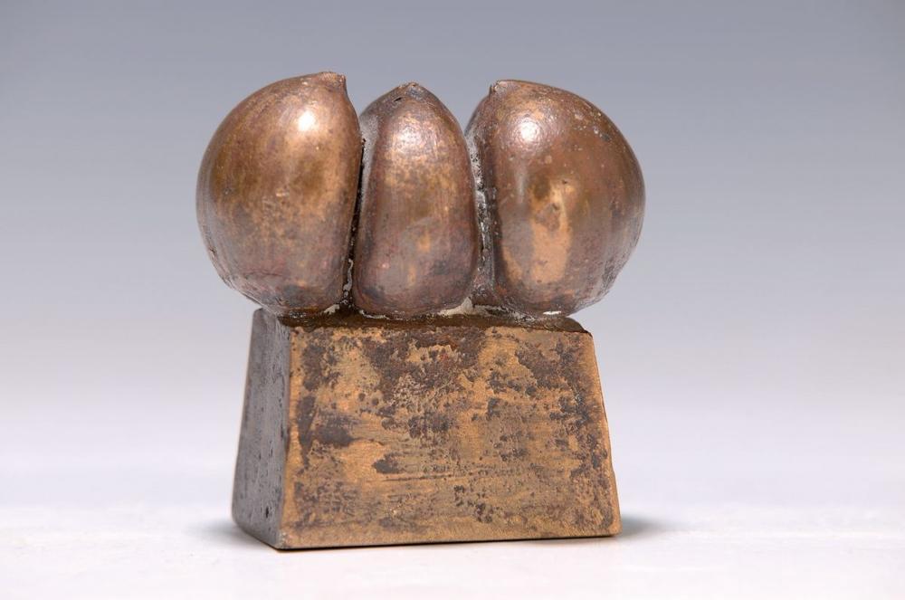 Gernot Rumpf, born 1941 Kaiserslautern, chestnut