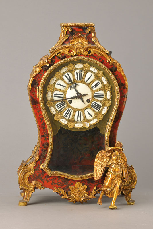 table clock, France