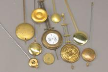 16 bells and Pendulum