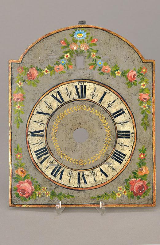 dial of clock
