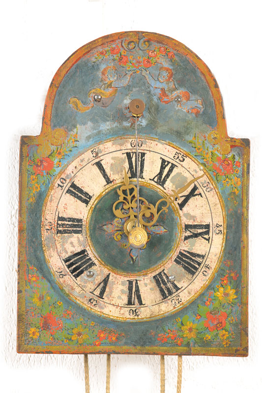 rare wall clock