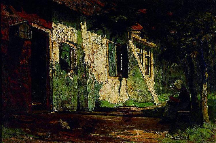 Schregel, Bernard, geb. 1870 Den Haag-1956,