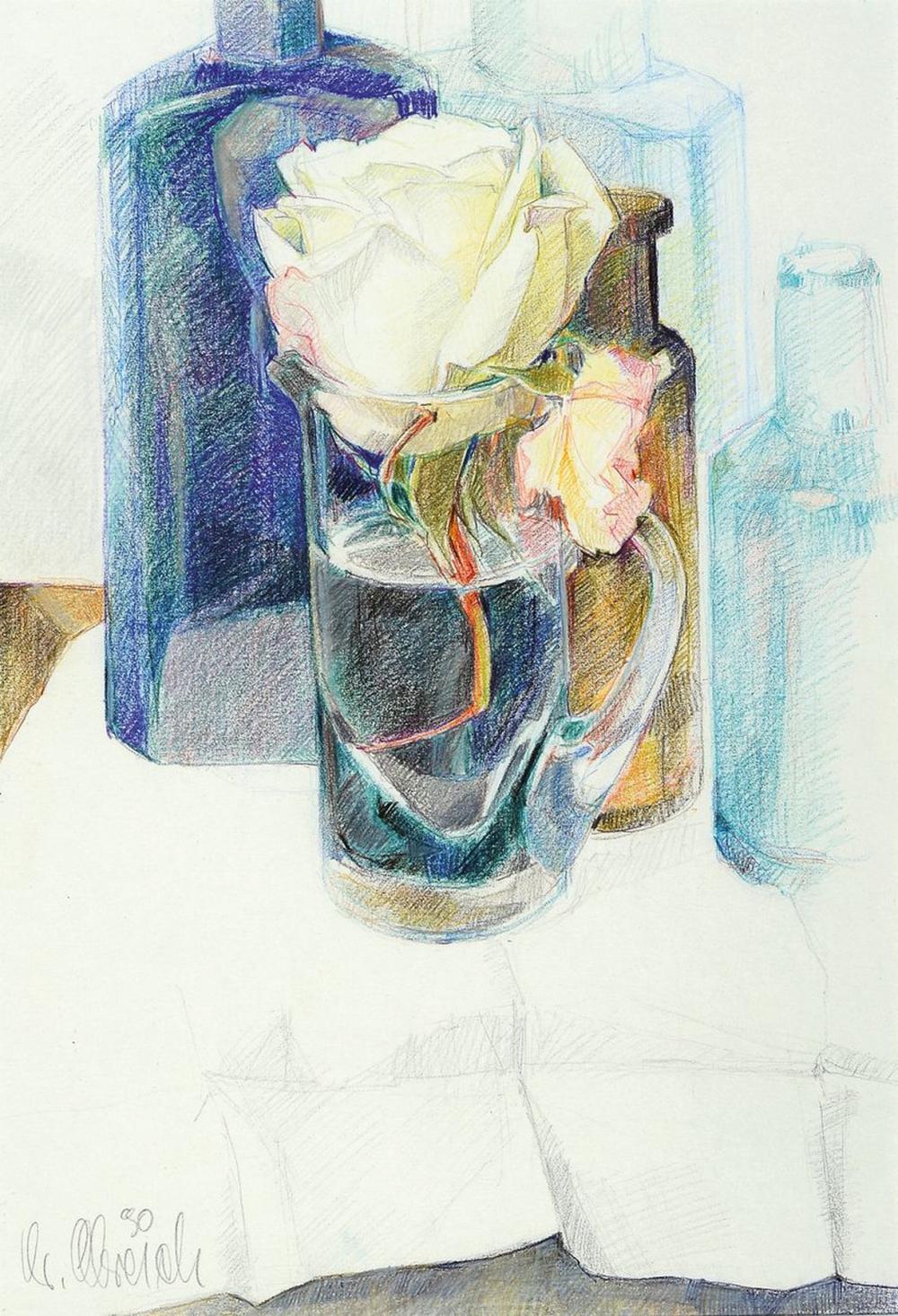Christel Abresch, 1931 Sulzbach-2011 Neustadt an der