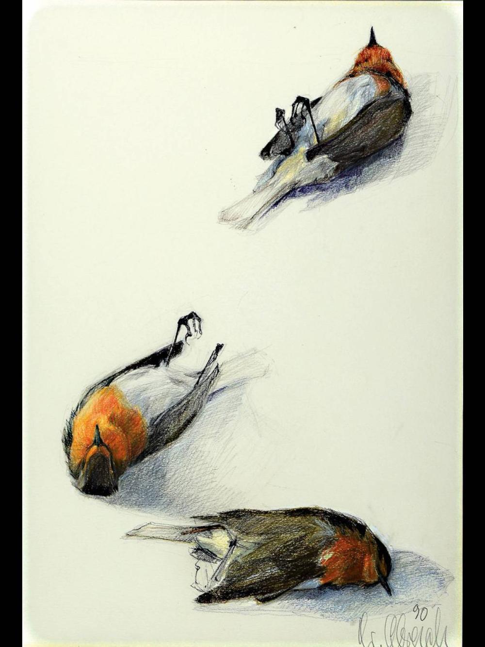 Christel Abresch, 1931 Sulzbach-2011 Neustadt,2 works:
