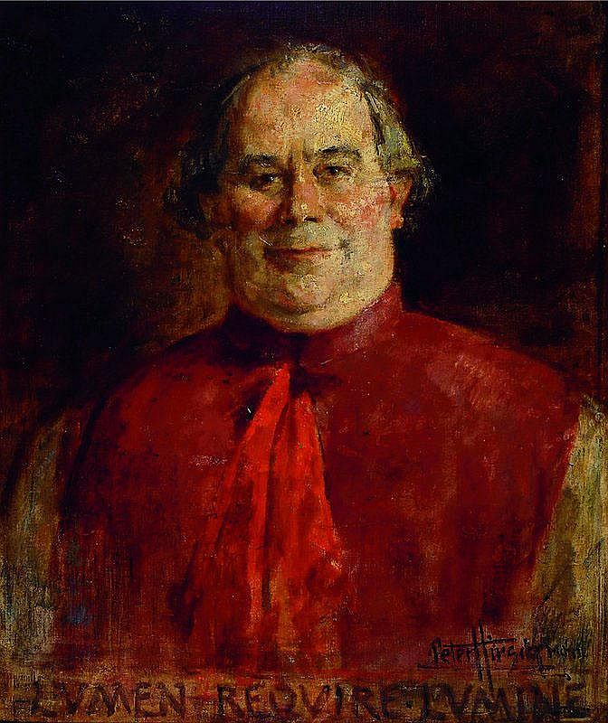 Hirsch, Peter, 1889-1978, München, Porträt eines