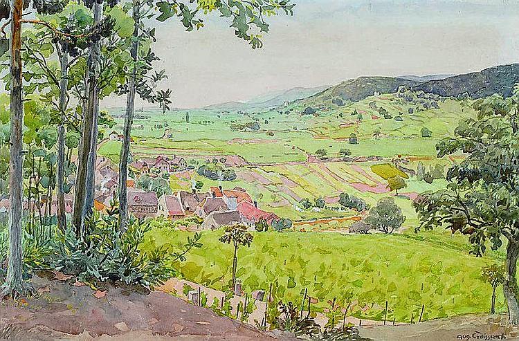 Croissant, August, 1870 Landau-1941 Edenkoben,