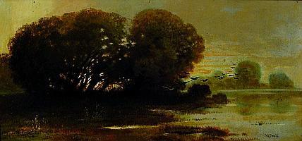 Santho, Miklos (Nikolaus), 1869-1932, Fliegende