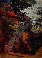 Beinke, Fritz, 1842-1907, Blick auf einen, Fritz Beinke, Click for value