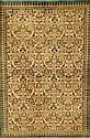 Seiden Ghom alt, Persien, ca. 50 Jahre, reine