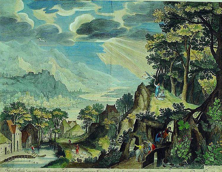 de Bruyn, Nicolaes, 1571-1652, Entwerfer Gillis