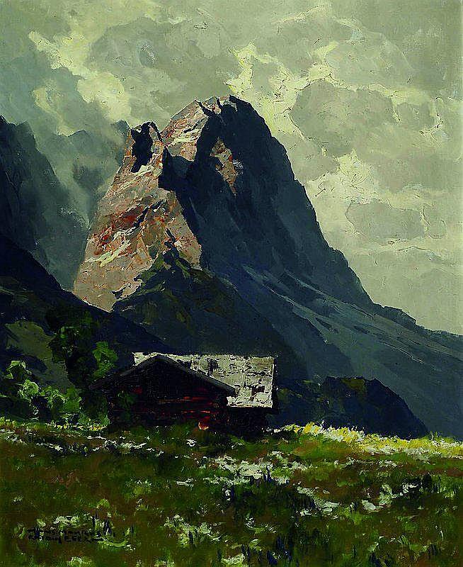 Maurus, Hans, 1901 München-1942 Roggenstein,