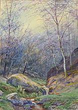 Karl Ludwig Fahrnbach, 1835 Heidelberg-1902 Dusseldorf