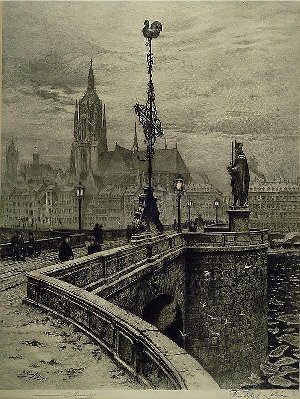 Mannfeld, Bernhard, 1848-1925, Ansicht von