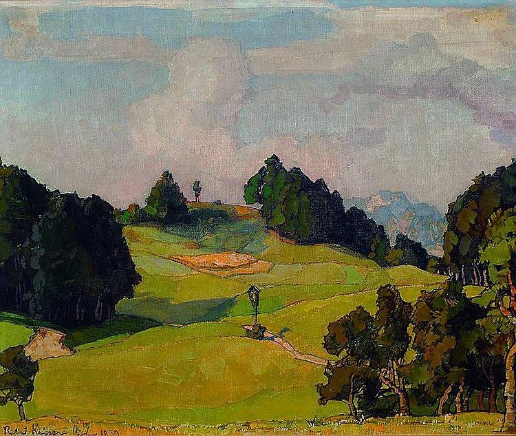 Kaiser, Richard, 1868-1941, Weite