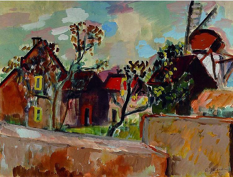 Janssen, Peter,1906-1979,