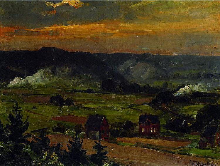Watzelhan, Carl, geb. 1867 Mainz - 1942 Wiesbaden,