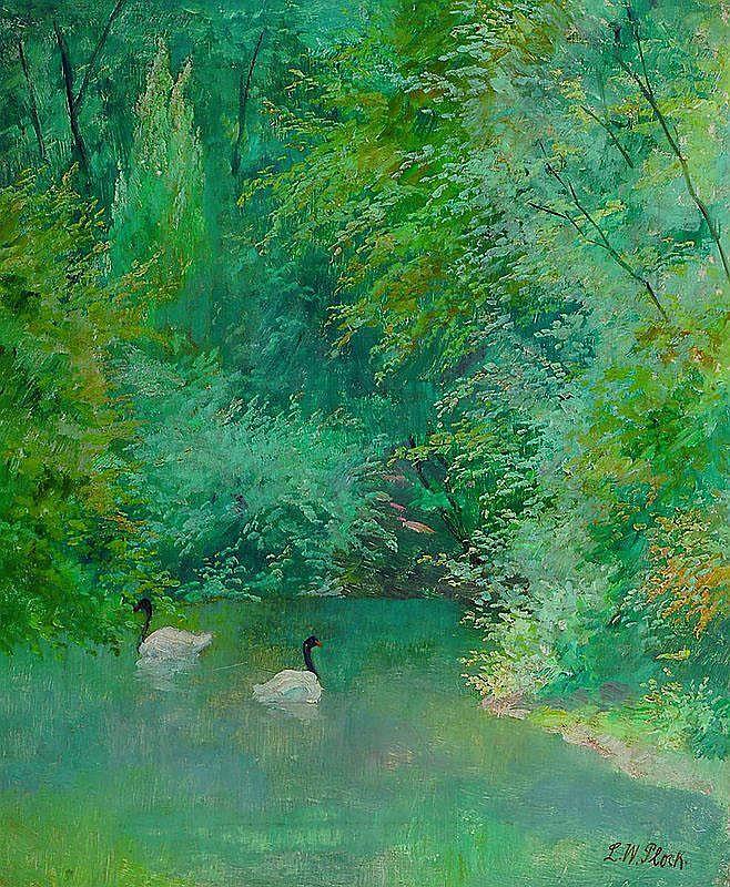 Plock, Ludwig Wilhelm, 1871 Karlsruhe-1940,