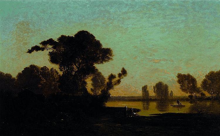 Blin, Francis, 1827 Rennes-1866 ebenda,